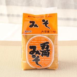 合わせ味噌 (米、麦のすり味噌)|manryo-store