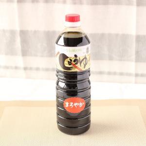 しょうゆ 九州醤油 本醸造醤油  まろやか 1000ml|manryo-store