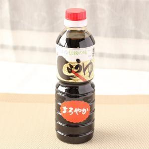 しょうゆ 九州 人気の本醸造醤油 まろやか 500ml|manryo-store
