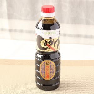 しょうゆ 九州さしみ醤油 特撰 JAS上級 500ml|manryo-store