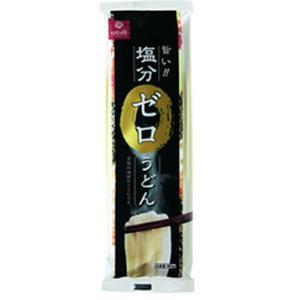 はくばく 塩分ゼロ うどん 180gx20袋 (1ケース)【無料包装・のし対応可能】 塩分控えめの方に|manryo