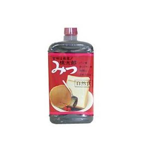 老舗 平野商店の黒蜜 桃太郎 みつ 360gx25入 1ケース|manryo