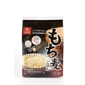はくばく 『もち麦ごはん』(50gx12袋入り)x6袋(ケース販売)|manryo