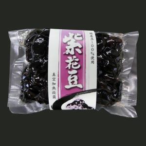 老舗 あんこ屋さんの【 高級紫花豆の煮豆】250gx3袋【黒化粧箱入/のし 包装対応可】|manryo