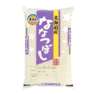 無洗米 5kg ななつぼし 北海道産 無洗米 「特A」連続受賞米 万糧米穀 平成29年産|manryo