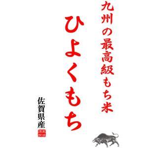 米 5kg ヒヨクモチ 佐賀県産 JAよかもち 高級もち米 平成29年産|manryo