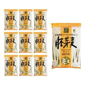胚芽押麦 1kg x 10袋 (1ケース) メーカー指定不可|manryo
