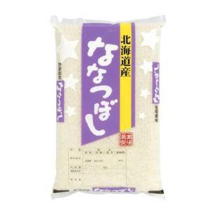 ななつぼし 米5kg 北海道産 「特A」連続受賞米 令和元年産 【事業所配送(個人宅不可)】|manryo