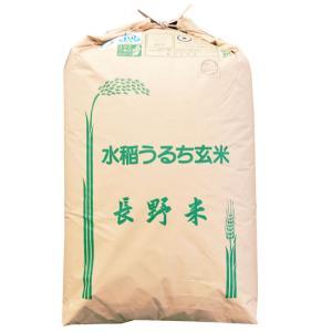 玄米30kg コシヒカリ 1等 長野県上伊那産 特別栽培米 「A」受賞 平成30年産|manryo