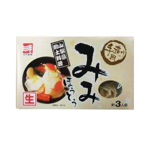 郷土料理 「みみ ほうとう」 100g (約三人分)|manryo