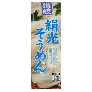 さぬきシセイ 「讃岐細麺絹光そうめん」 (300gx20袋入)1ケース【無料包装・のし対応可能】|manryo