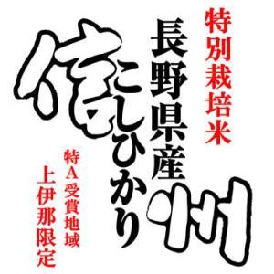 米 10kg コシヒカリ 長野県伊那産 特別栽培米 上伊那 「A」受賞米 平成29年産|manryo