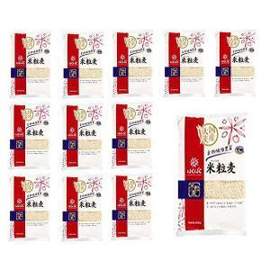 はくばく 米粒麦 800g x12袋(2ケース)※もち麦じゃなくても十分な食物繊維です。|manryo