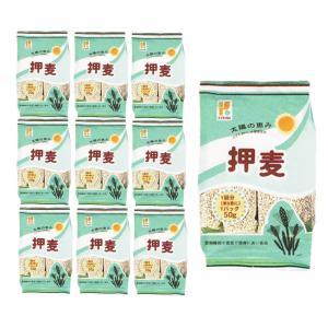 協和精麦 押麦 スタンドパック (50gx12スティック)x10袋 (1ケース)|manryo