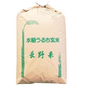 玄米30kg ミルキークイーン 1等 長野県(佐久ほか)産  平成30年産|manryo