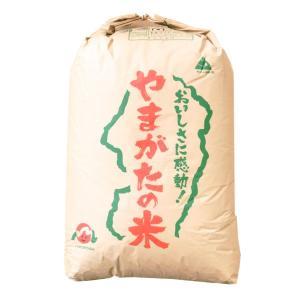 雪若丸 玄米30kg 雪若丸 1等 山形県産 粒立ちしっかり 特別栽培米 「特A」受賞 平成30年産|manryo