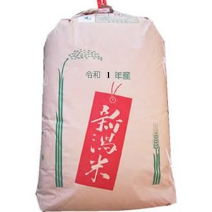 新潟コシヒカリ 玄米30kg コシヒカリ 2等 新潟県中越産 特別栽培米 令和元年産  【精米料無料】|manryo