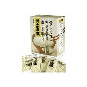 骨太家族 1箱 (10g x 10スティック) 見た目も味も白米ご飯と変わりません!|manryo