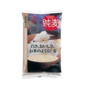 はくばく  「純麦」 国内産大麦 600g|manryo