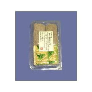 甲州田舎そば(パック) 麺180gx2 スープ25gx2袋入り|manryo