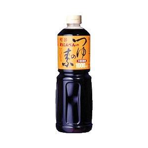 にんべん つゆの素 1L×12本|manryo