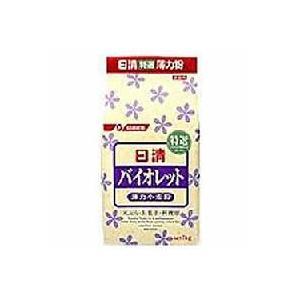 日清製粉 バイオレット 1kg (代表的なケーキ・クッキー用粉-薄力粉) manryo