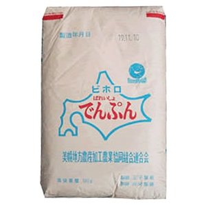 ホクレン ビホロ 馬鈴しょ 澱粉 でんぷん 25kg|manryo