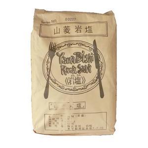白松 山菱岩塩 20kg|manryo
