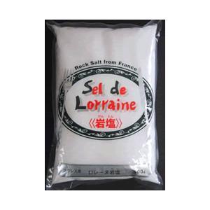 ロレーヌ岩塩500g manryo