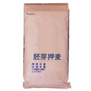 胚芽押麦 業務用 20kg (メーカー指定不可)|manryo