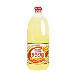 日清オイリオ サラダ油1500g ペットボトル x10本 (1ケース)|manryo