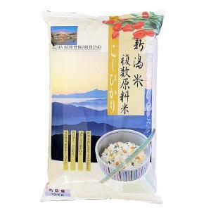 米10kg コシヒカリ ブレンド 新潟県産  贅沢ブレンド|manryo
