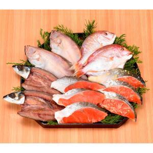 送料無料 ギフト 福井 越前干物と漬魚詰合せ 1060124