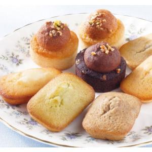 京野菜を使ったフィナンシェ「ガトードゥ京野菜」と生チョコ入りシューを使ったオリジナルの焼菓子「シュク...
