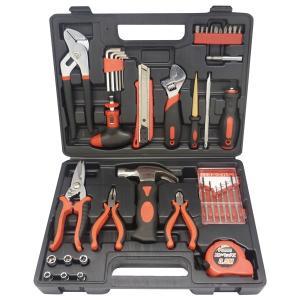 40PCS ホームツールセット  工具セット ツールセット ホームツール 道具セット manten-life