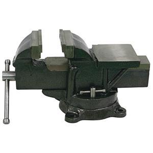 回転式リードバイス100mm ガレージバイス 万力バイス バイス台|manten-tool