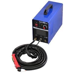 100/200V兼用プラズマカッターCUT40 プラズマ切断機 ノンガス切断機 小型切断機 manten-tool