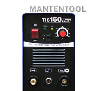 100/200V兼用直流TIG溶接機TIG160S 直流アルゴンガス溶接機 ガス溶接機 小型溶接機 manten-tool 02