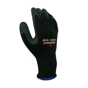 マッスル Mサイズ 10双 軽作業手袋 作業用グローブ 天然ゴム手袋|manten-tool