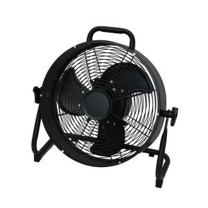 充電式扇風機 MS-01 サーキュレーター 工場扇 床置型産業扇|manten-tool