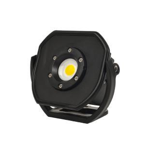 LED-30W 充電式投光器 PO-31 光源LED-COB30Wチップ 明るさHIGH3100lm/LOW1600lm 防水IP67|manten-tool