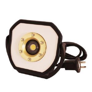Rシリーズ10W投光器 R-05 光源LED-COB10Wチップ 明るさ1100lm 防水IP68|manten-tool