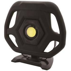 LED-50W 充電式投光器 R-51 光源LED-COB50Wチップ 明るさHIGH4000lm/LOW1900lm 防水IP44|manten-tool