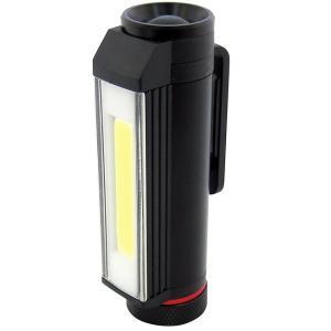 ポケットライト WL-07 光源3WCOBLED 明るさHIGH280lm/LOW120lm ミニライト|manten-tool