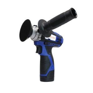充電式ポリッシャーセット DS-01 コードレスポリッシャー バフ掛け工具 研磨磨き工具|manten-tool