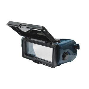 簡易溶接用ゴーグル 溶接メガネ 溶接面 遮光式ゴーグル manten-tool