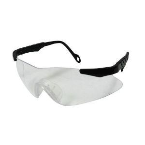 粉塵などから目を保護する簡易ゴーグルで研磨・ハツリ・切削・草刈り・塗装作業などに使用する安全めがねで...