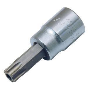 9.5sq トルクスソケット 30H 六角星型ソケット 9.5mmトルクスソケット 9.5角トルクスソケット|manten-tool