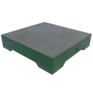 定盤 300角 定盤ケガキ 定盤角型 磁性体定盤|manten-tool