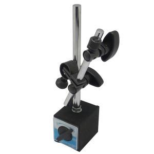 ダイヤルゲージ用 マグネットベース ダイヤルゲージスタンド マグネットホルダー 測定測量用品|manten-tool
